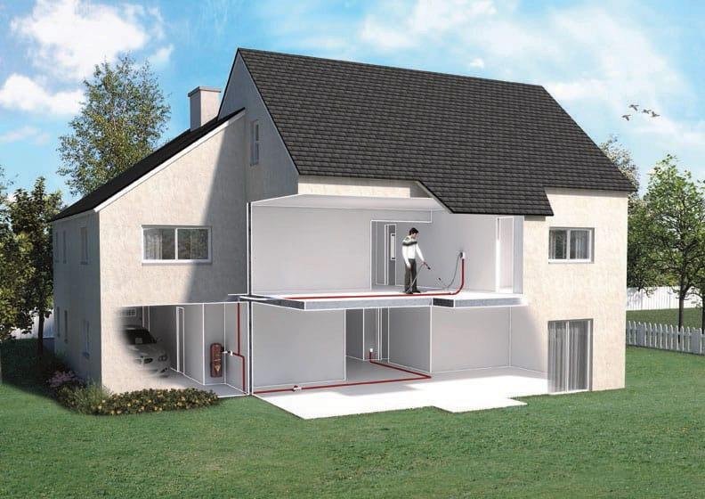 3d cyclovac house