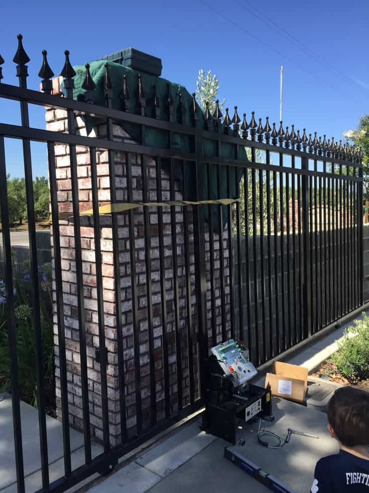 access gates