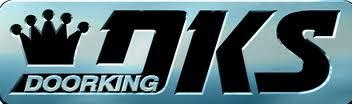 Door king logo